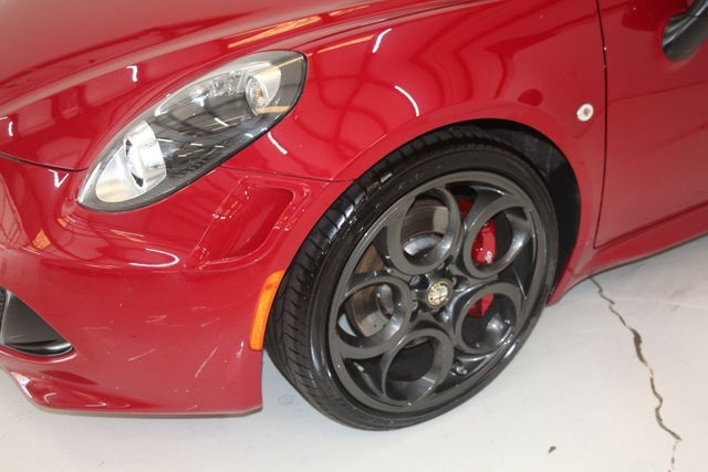 2015 Alfa Romeo 4C Launch Edition Houston, Texas 5