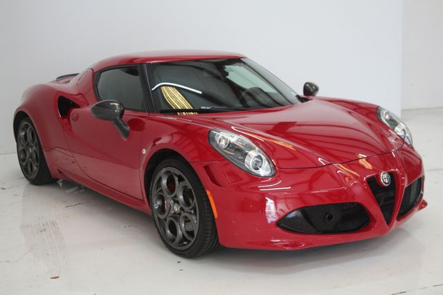 2015 Alfa Romeo 4C Launch Edition Houston, Texas 1