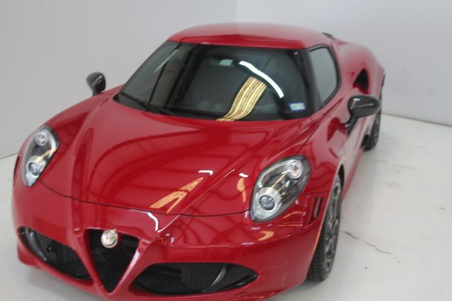 2015 Alfa Romeo 4C Launch Edition Houston, Texas 4