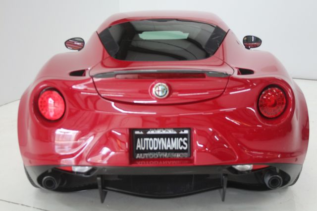 2015 Alfa Romeo 4C Launch Edition Houston, Texas 8