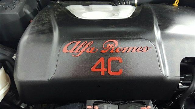 2015 Alfa Romeo 4C Base in McKinney, Texas 75070