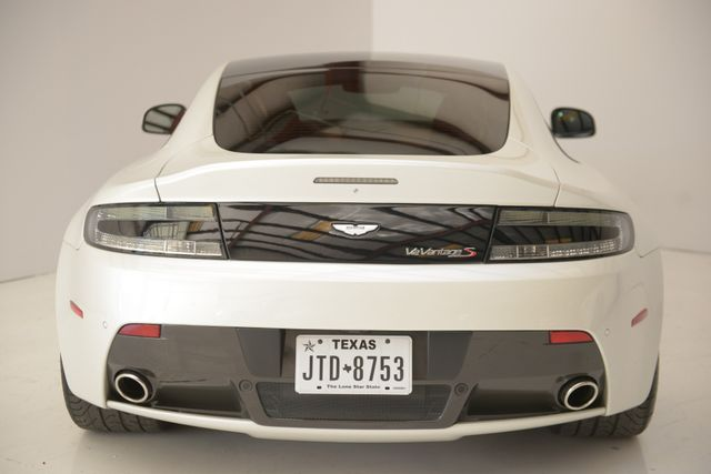 2015 Aston Martin V12 Vantage S Houston, Texas 10