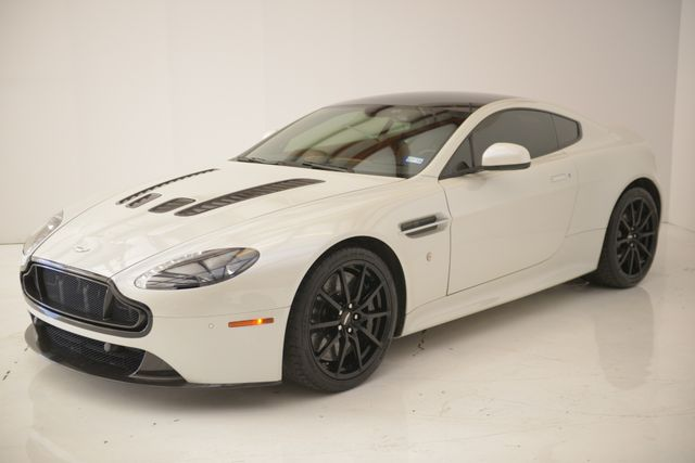2015 Aston Martin V12 Vantage S Houston, Texas 3
