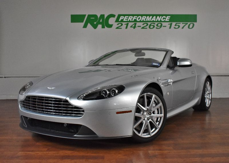2015 Aston Martin V8 Vantage Roadster in Carrollton, TX