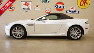 2015 Aston Martin V8 Vantage Convertible NAV,BACK-UP CAM,HTD LTH,5K in Carrollton, TX 75006