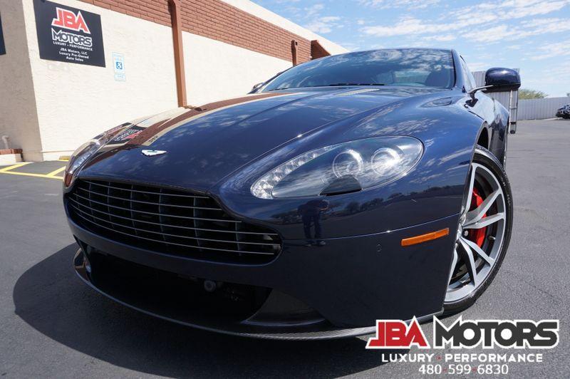 2015 Aston Martin V8 Vantage S Coupe ~ 1 Owner ~ Low Miles ~ HUGE $160k MSRP | MESA, AZ | JBA MOTORS in MESA AZ