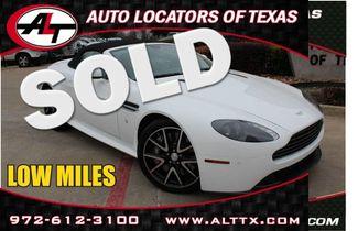 2015 Aston Martin V8 Vantage GT | Plano, TX | Consign My Vehicle in  TX