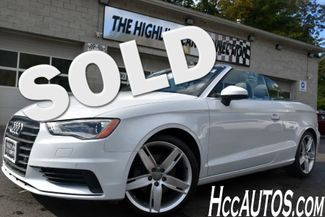 2015 Audi A3 Cabriolet 2.0T Premium Plus Waterbury, Connecticut