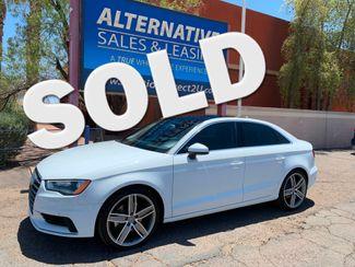 2015 Audi A3 Sedan AWD Quattro 2.0T Premium Plus 3 MONTH/3,000 MILE NATIONAL POWERTRAIN WARRANTY Mesa, Arizona
