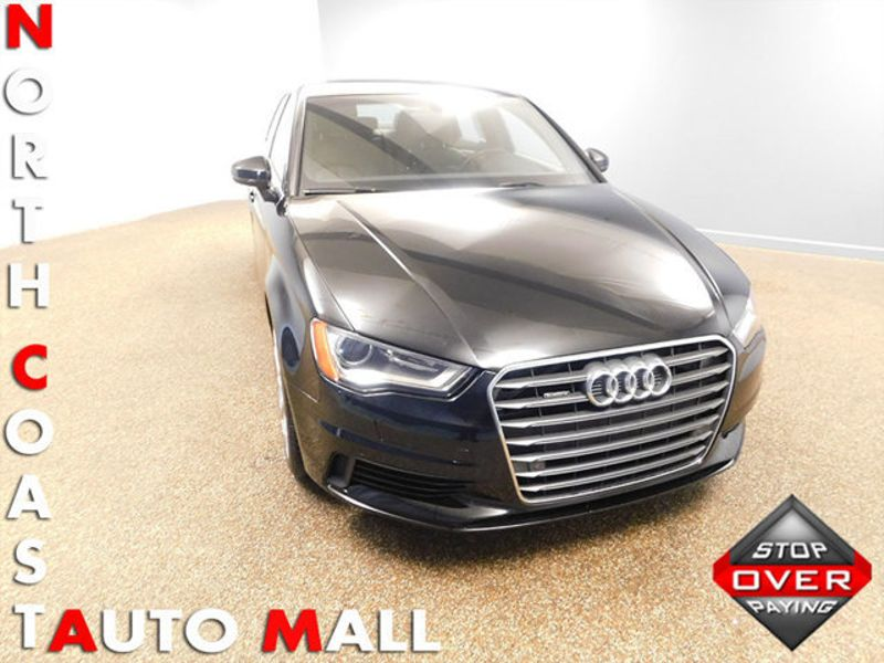 2015 Audi A3 Sedan 20T Premium Plus  city Ohio  North Coast Auto Mall of Bedford  in Bedford, Ohio