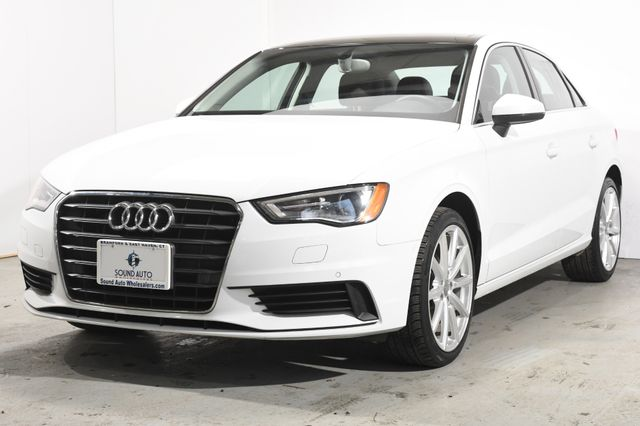 2015 Audi A3 Sedan 2.0 TDI Premium Plus w/ Nav & Blind Spot