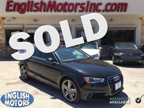 2015 Audi A3 Sedan 2.0T Premium Plus in Brownsville, TX