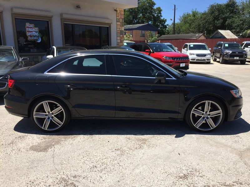 2015 Audi A3 Sedan 20T Premium Plus  Brownsville TX  English Motors  in Brownsville, TX