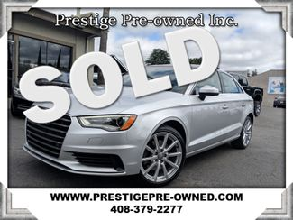 2015 Audi A3 SEDAN 2.0T PREMIUM PLUS  in Campbell CA
