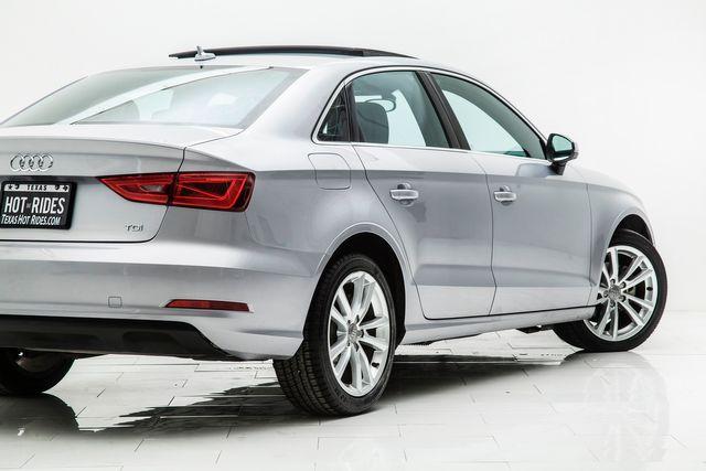 2015 Audi A3 Sedan 2.0 TDI Premium in Addison, TX 75001