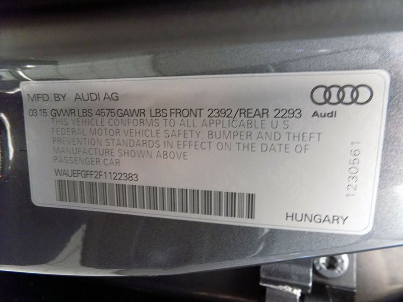 2015 Audi A3 Sedan 20T Premium Plus  city Ohio  North Coast Auto Mall of Cleveland  in Cleveland, Ohio