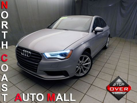 2015 Audi A3 Sedan 2.0 TDI Premium Plus in Cleveland, Ohio