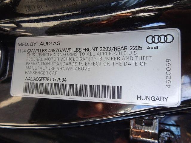 2015 Audi A3 Sedan 1.8T Premium Madison, NC 43