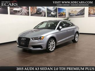 2015 Audi A3 Sedan 2.0 TDI Premium Plus in San Diego, CA 92126