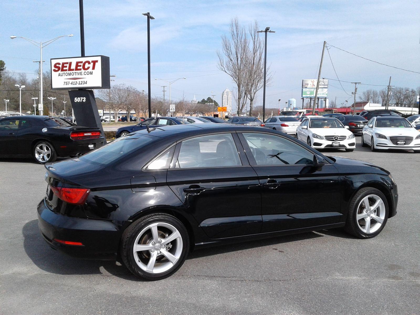 2015 Audi A3 Premium Turbo city Virginia Select Automotive VA