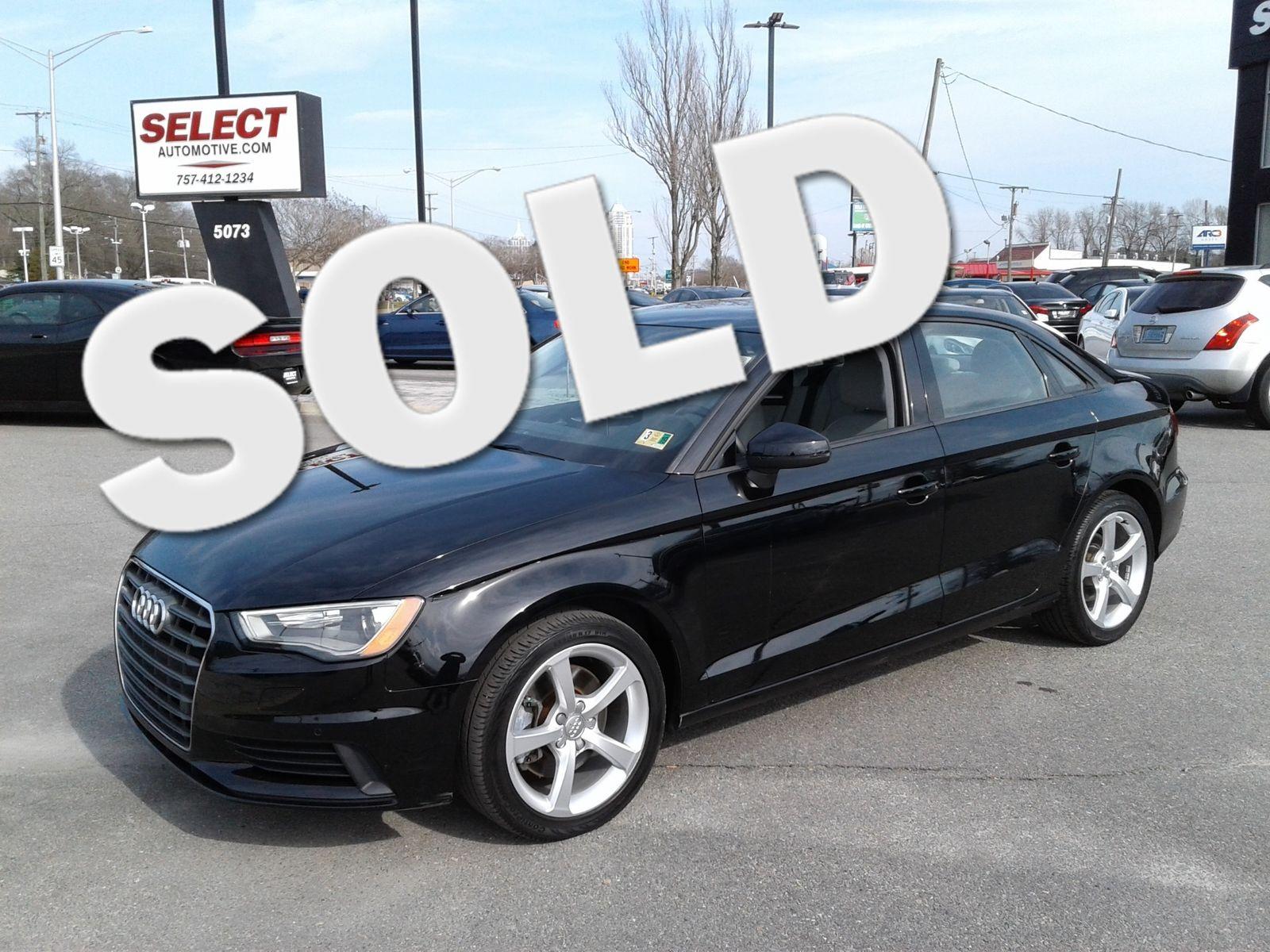 Audi A Premium Turbo City Virginia Select Automotive VA - Audi virginia beach