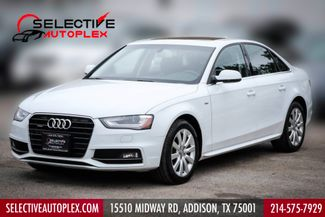 2015 Audi A4 Premium in Addison, TX 75001