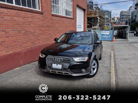 2015 Audi A4 Allroad Wagon Quattro Premium Plus 1 Owner Back Up Camera Navigation Save $20,137 From New   in Seattle
