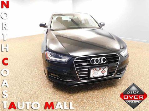 2015 Audi A4 Premium in Bedford, Ohio