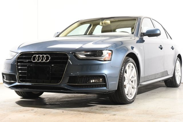 2015 Audi A4 Premium Plus S-Line w/ Nav/ Blind Spot