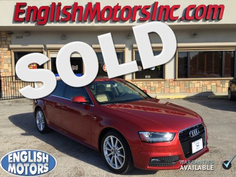 2015 Audi A4 Premium Plus in Brownsville, TX