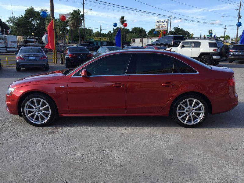 2015 Audi A4 Premium Plus  Brownsville TX  English Motors  in Brownsville, TX