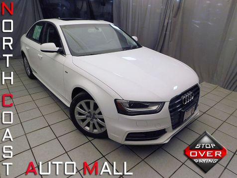 2015 Audi A4 Premium in Cleveland, Ohio