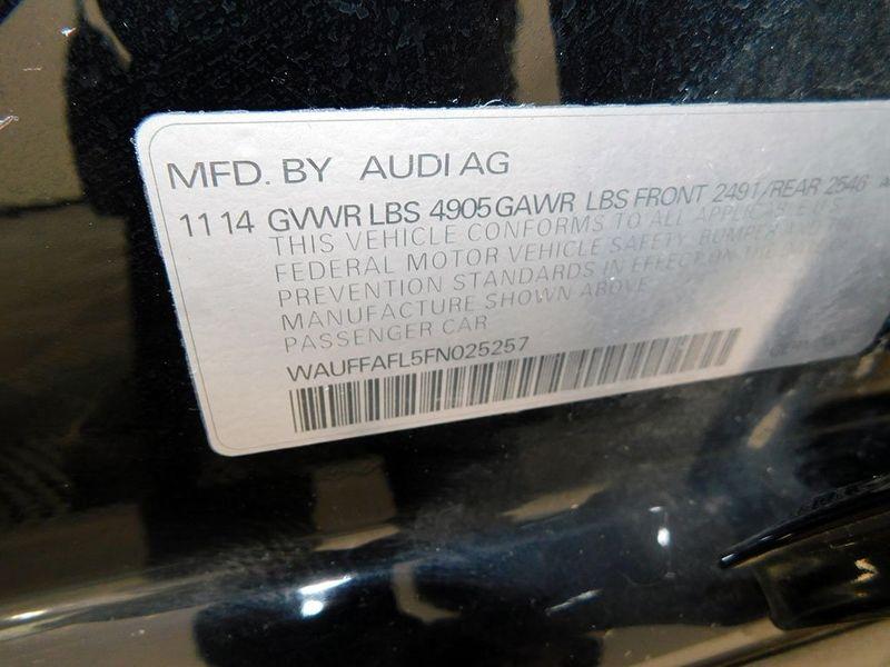 2015 Audi A4 Premium Plus  city Ohio  North Coast Auto Mall of Cleveland  in Cleveland, Ohio