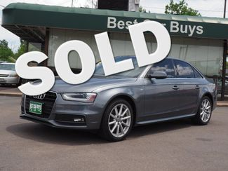 2015 Audi A4 Premium Plus Englewood, CO