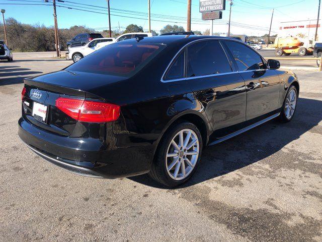2015 Audi A4 Premium Plus S Line in Marble Falls, TX 78611