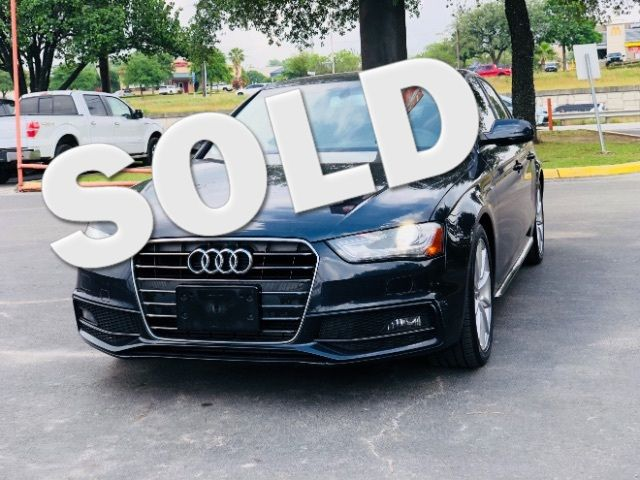 2015 Audi A4 Premium Plus in San Antonio, TX 78233