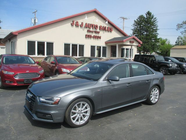 2015 Audi A4 Premium Plus in Troy, NY 12182