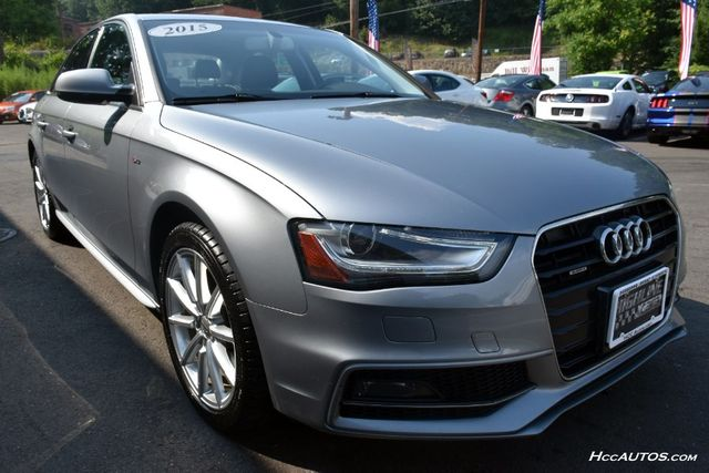 2015 Audi A4 Premium Plus Waterbury, Connecticut 10