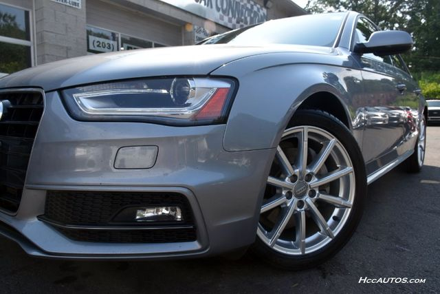 2015 Audi A4 Premium Plus Waterbury, Connecticut 14