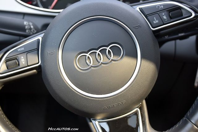 2015 Audi A4 Premium Plus Waterbury, Connecticut 34