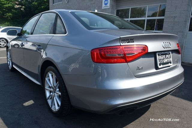2015 Audi A4 Premium Plus Waterbury, Connecticut 6