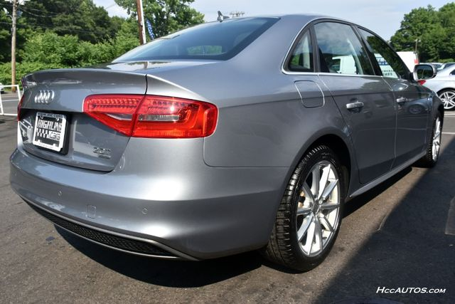 2015 Audi A4 Premium Plus Waterbury, Connecticut 8