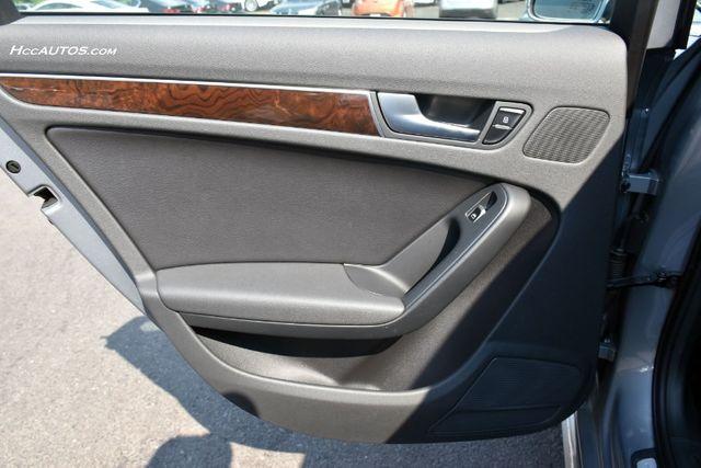 2015 Audi A4 Premium Plus Waterbury, Connecticut 30