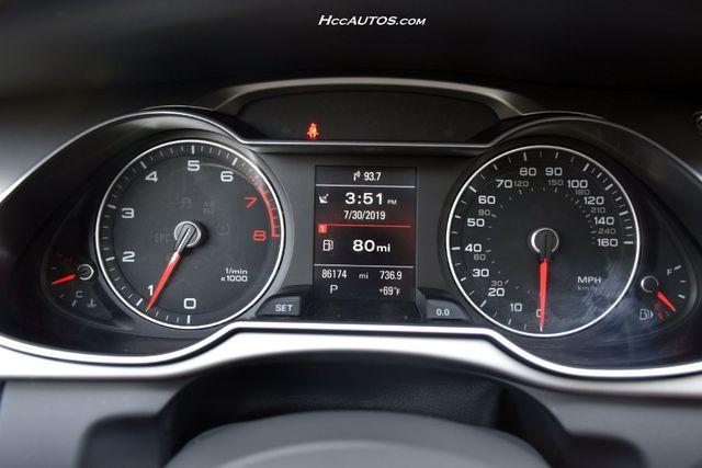 2015 Audi A4 Premium Plus Waterbury, Connecticut 36