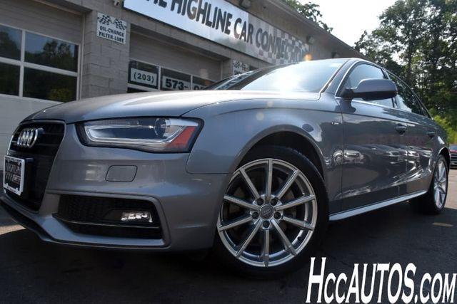 2015 Audi A4 Premium Plus Waterbury, Connecticut 1