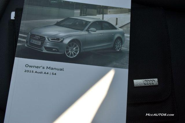 2015 Audi A4 Premium Plus Waterbury, Connecticut 44