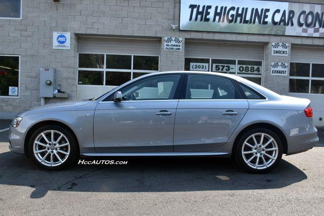 2015 Audi A4 Premium Plus Waterbury, Connecticut 6