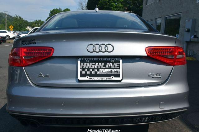 2015 Audi A4 Premium Plus Waterbury, Connecticut 8