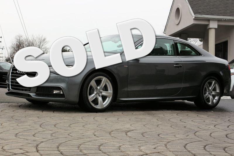 2015 Audi A5 20t Quattro Coupe Premium Plus Alexandria Va 22310