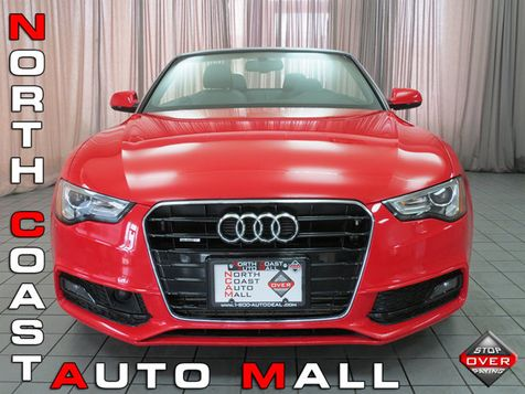 2015 Audi A5 Cabriolet Prestige in Akron, OH